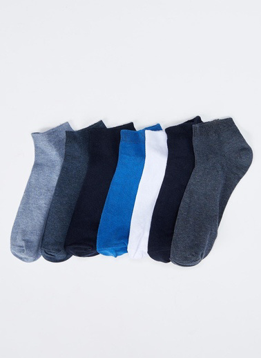DeFacto Çorap Seti Mavi